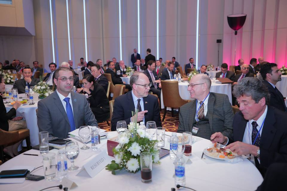 Iraq is looking for investment opportunities and boosting trade with America US.Chamber-IRAQ_06