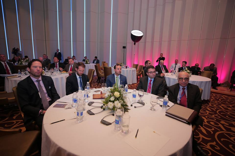 Iraq is looking for investment opportunities and boosting trade with America US.Chamber-IRAQ_12