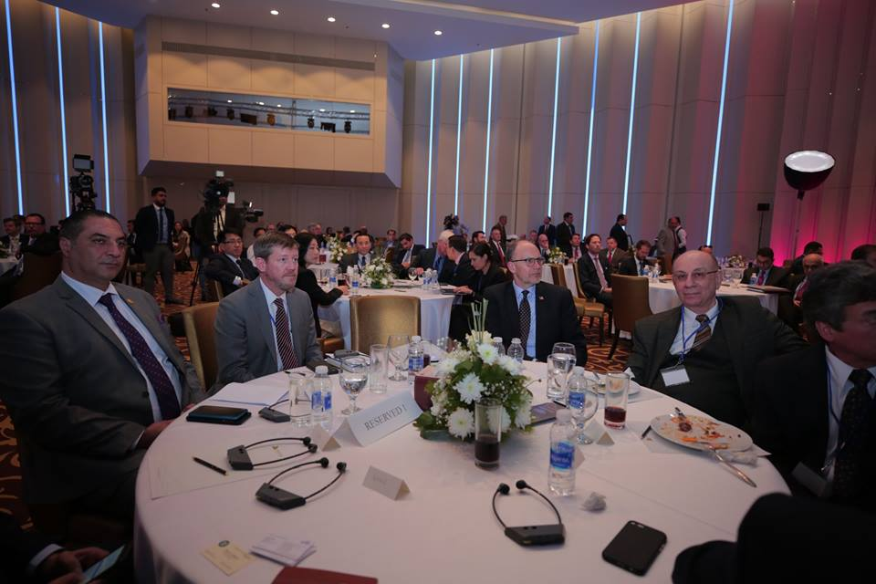 Iraq is looking for investment opportunities and boosting trade with America US.Chamber-IRAQ_13
