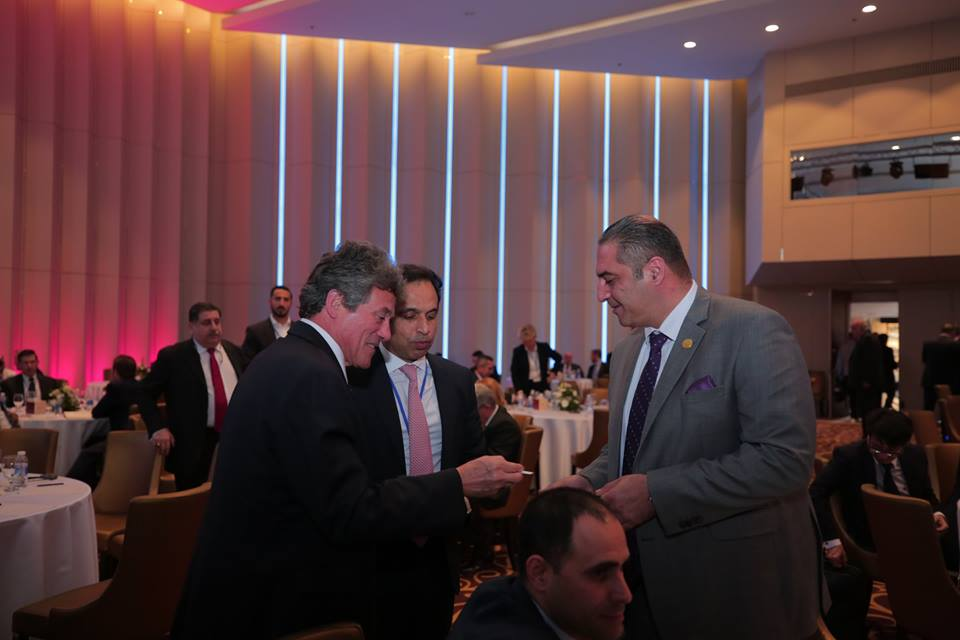 Iraq is looking for investment opportunities and boosting trade with America US.Chamber-IRAQ_16