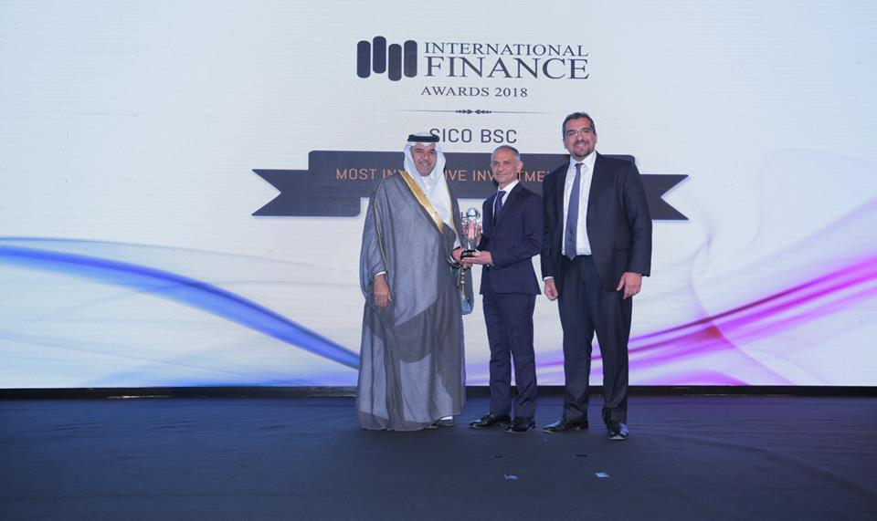 The Iraqi Trade Bank wins two awards from the International Finance Journal BestPriorityBank_2018_10