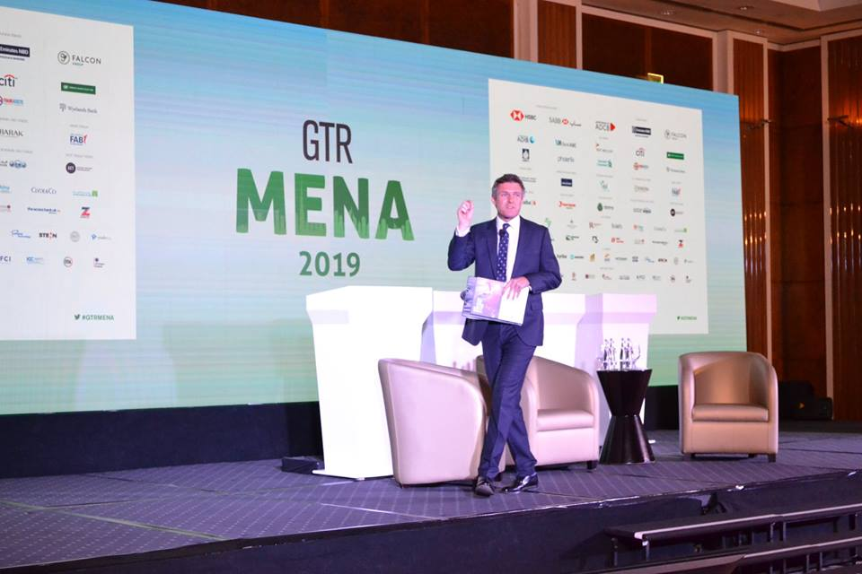 In the interest of us to participate effectively and provide the best and distinctive of the economy of our beloved country. GTR_MENA2019_02