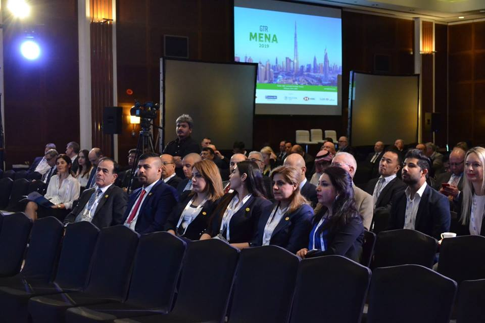 In the interest of us to participate effectively and provide the best and distinctive of the economy of our beloved country. GTR_MENA2019_03