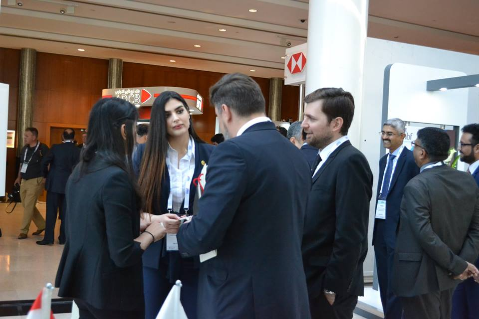 In the interest of us to participate effectively and provide the best and distinctive of the economy of our beloved country. GTR_MENA2019_13