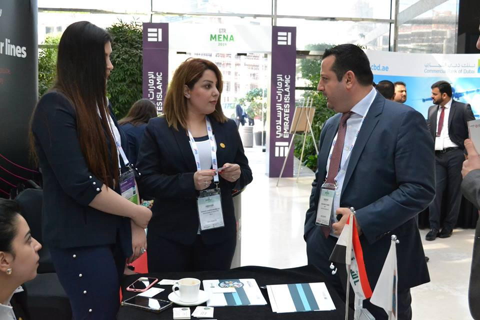 In the interest of us to participate effectively and provide the best and distinctive of the economy of our beloved country. GTR_MENA2019_15