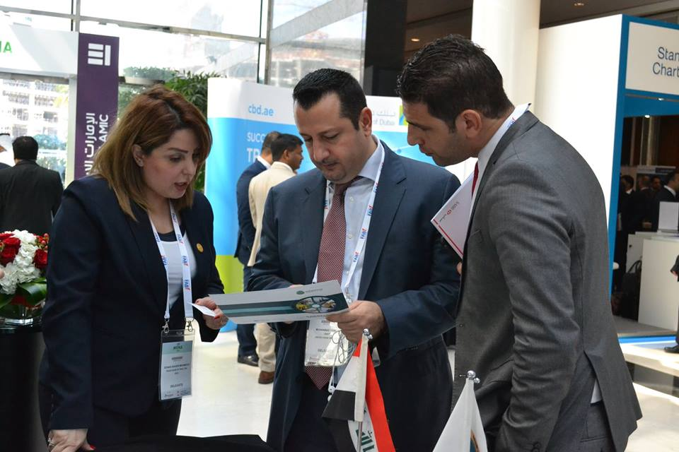 In the interest of us to participate effectively and provide the best and distinctive of the economy of our beloved country. GTR_MENA2019_16