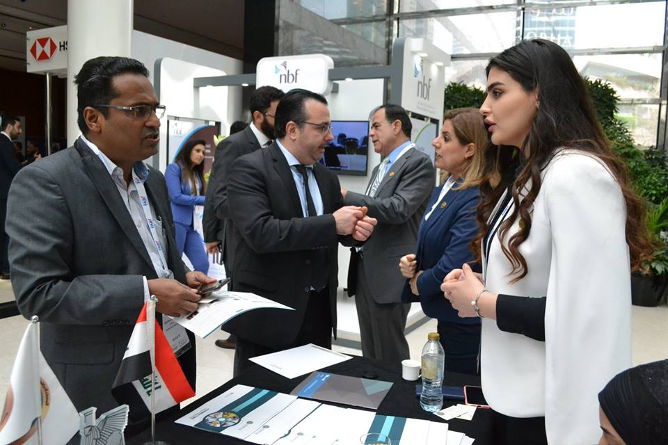 In the interest of us to participate effectively and provide the best and distinctive of the economy of our beloved country. GTR_MENA2019_22