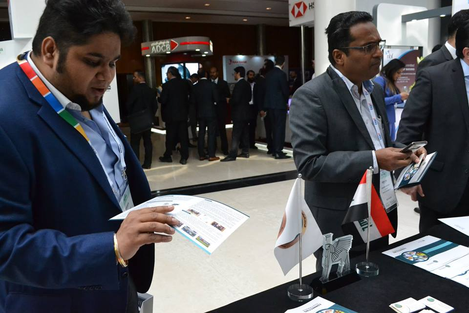 In the interest of us to participate effectively and provide the best and distinctive of the economy of our beloved country. GTR_MENA2019_23