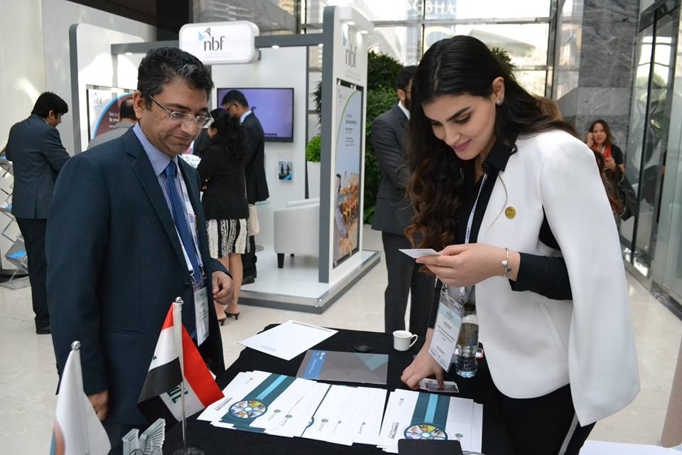 In the interest of us to participate effectively and provide the best and distinctive of the economy of our beloved country. GTR_MENA2019_25