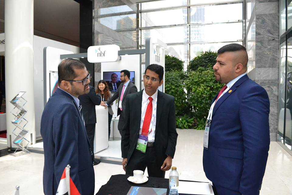 In the interest of us to participate effectively and provide the best and distinctive of the economy of our beloved country. GTR_MENA2019_28