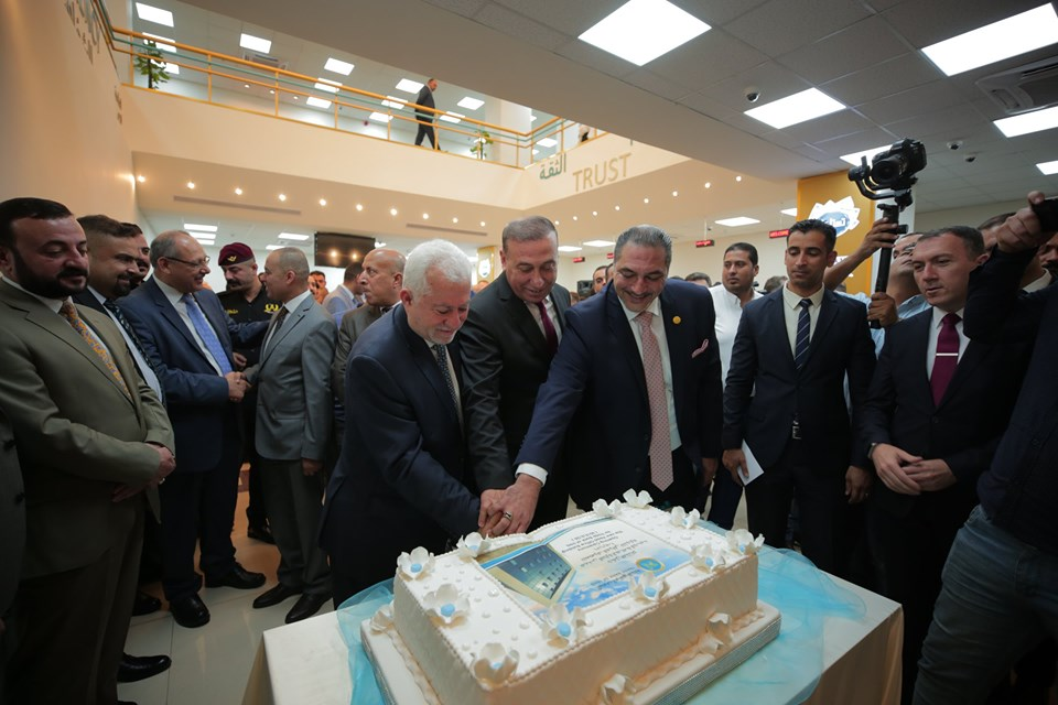 Opening of the new public administration building of the Iraqi Bank for Trade in the heart of Baghdad Opening-New-HQ_4