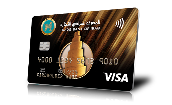 Classic Visa Card VIAS_Gold